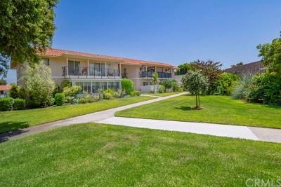 Laguna Woods Condo/Townhouse For Sale: 2208 Via Mariposa #A