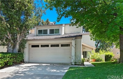 Laguna Niguel Single Family Home For Sale: 24316 Hillview Drive