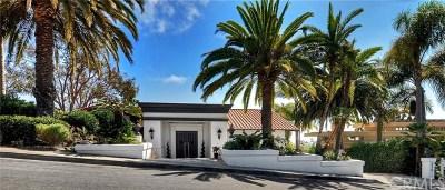 San Clemente Single Family Home For Sale: 216 Avenida La Cuesta