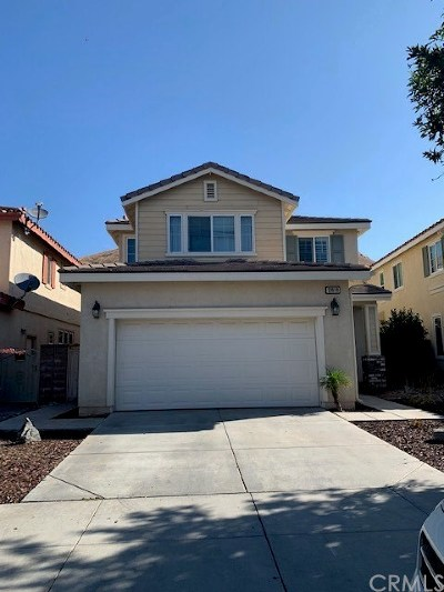 Lake Elsinore Single Family Home For Sale: 33818 Mossy