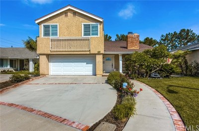 Irvine Single Family Home For Sale: 14962 Piper Circle