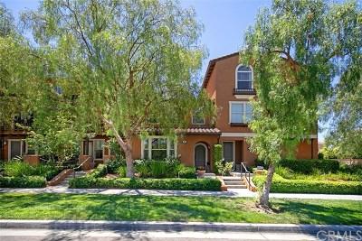 Irvine Condo/Townhouse For Sale: 38 Pathway