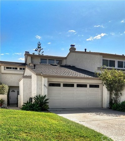 Laguna Niguel Single Family Home For Sale: 24276 Hillview Drive