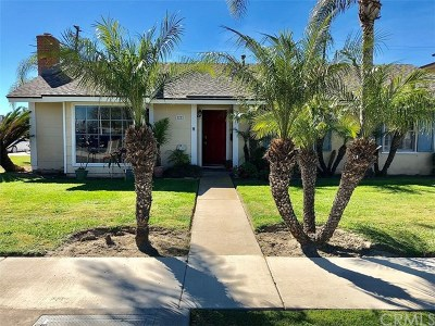 Huntington Beach Single Family Home For Sale: 8222 Kingfisher Drive