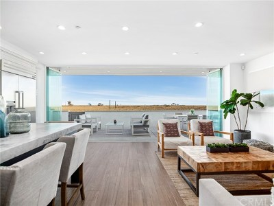 Newport Beach Single Family Home For Sale: 614 W Oceanfront