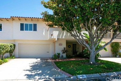 Newport Beach Single Family Home For Sale: 2110 Vista Entrada