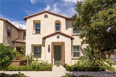 Rancho Mission Viejo Condo/Townhouse For Sale: 18 Piara