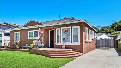 Lakewood Single Family Home For Sale: 4226 Los Coyotes Diagonal