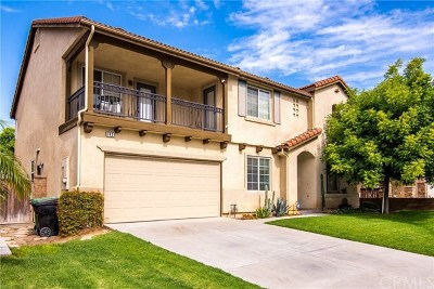 Eastvale Single Family Home For Sale: 7421 Spindlewood Drive