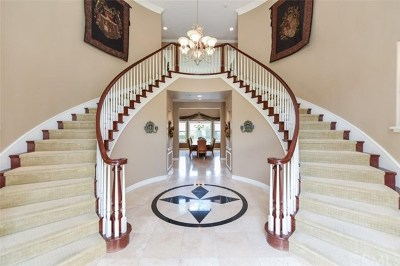 Yorba Linda Single Family Home For Sale: 3353 Gardenia