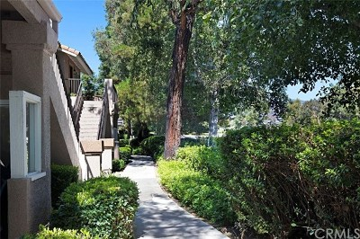 Rancho Santa Margarita Condo/Townhouse For Sale: 83 Castano