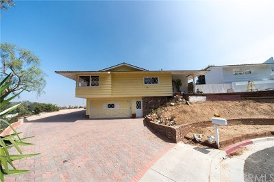 Palos Verdes Estates, Rancho Palos Verdes, Rolling Hills Estates Single Family Home Active Under Contract: 11 Shadow Lane