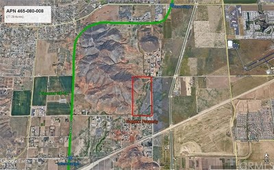 Winchester Residential Lots & Land For Sale: 123456 California
