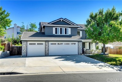 Temecula Single Family Home For Sale: 32957 Sotelo Drive