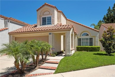 Irvine Single Family Home For Sale: 5 Cosenza