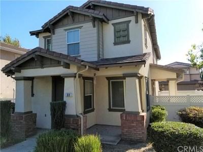 Rancho Cucamonga Single Family Home For Sale: 11433 Mountain View Drive #33