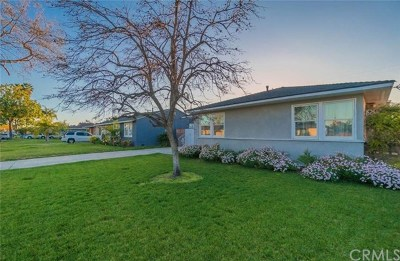Downey Single Family Home For Sale: 9111 Buhman Avenue