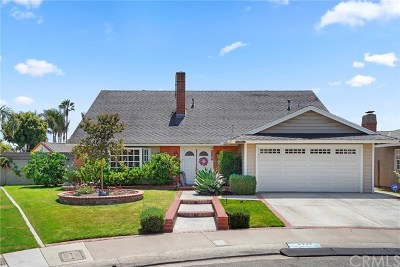 Huntington Beach Single Family Home For Sale: 8722 Princess Circle