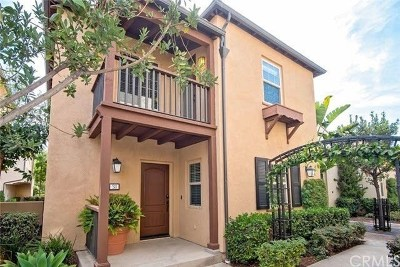 Irvine Condo/Townhouse For Sale: 31 Cactus Bloom