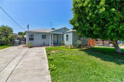 Riverside Single Family Home For Sale: 4156 Acacia Street