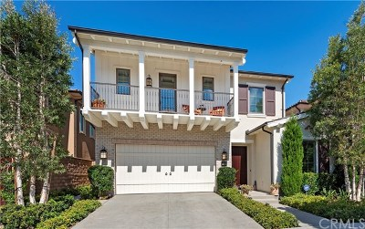 Irvine Single Family Home For Sale: 125 Iron Horse