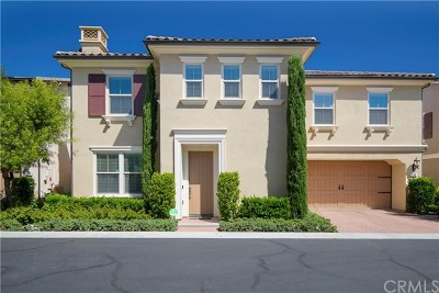 Irvine Single Family Home For Sale: 240 Desert Bloom