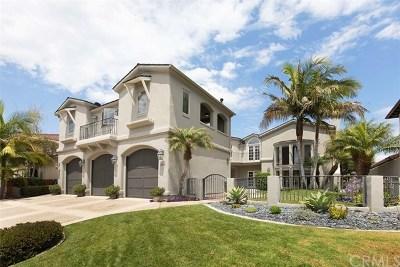 San Clemente Single Family Home For Sale: 3819 Calle Tiburon