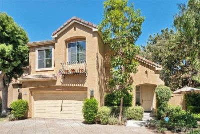Newport Coast Condo/Townhouse For Sale: 150 Lessay