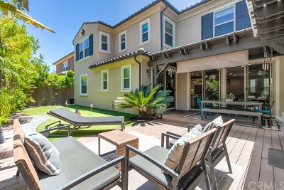 Irvine Single Family Home For Sale: 264 Desert Bloom