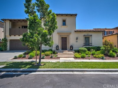 Irvine Single Family Home For Sale: 106 Andirons