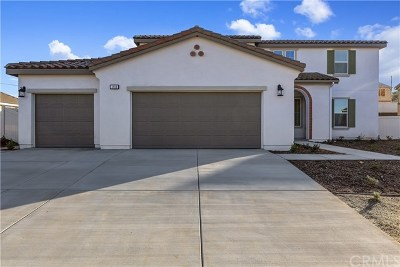 Redlands Single Family Home For Sale: 1814 Pansy Court