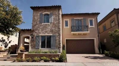 Irvine Single Family Home For Sale: 17 Hawkeye