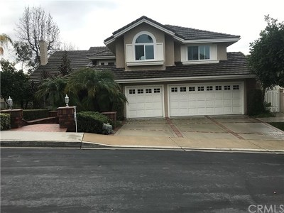 Irvine Single Family Home For Sale: 8 Galileo