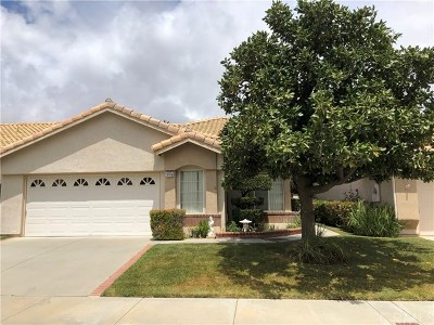 Banning CA Single Family Home For Sale: $299,990