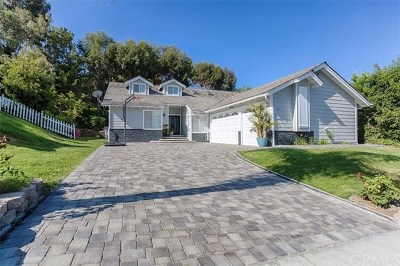 San Clemente CA Single Family Home For Sale: $1,195,000