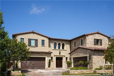 Irvine Single Family Home For Sale: 105 Scenic Crest