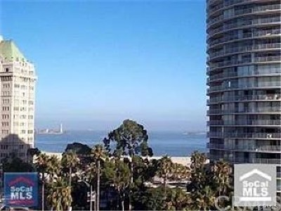 Long Beach Condo/Townhouse For Sale: 10 Atlantic Avenue #702