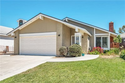 Irvine Single Family Home For Sale: 14892 Waverly Lane