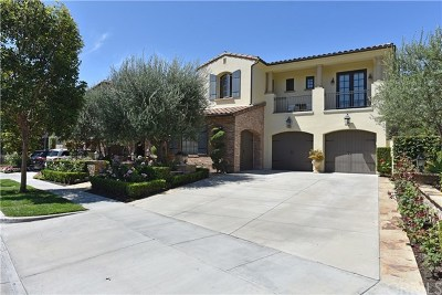 Irvine Single Family Home For Sale: 28 Woods Trails
