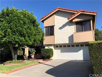 Irvine Single Family Home For Sale: 12 Christamon E