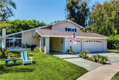 Costa Mesa Single Family Home For Sale: 2777 Sandpiper Drive