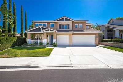 Chino Hills Single Family Home For Sale: 16331 Starstone Road