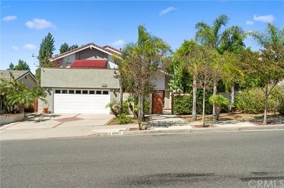 Laguna Hills Single Family Home For Sale: 25401 Grissom Road