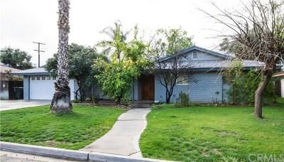 Hemet Single Family Home For Sale: 3571 Vista Way
