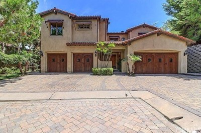 San Juan Capistrano Single Family Home For Sale: 26112 Calle Cobblestone