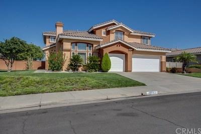 Murrieta CA Single Family Home For Sale: $549,900