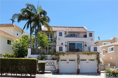 San Clemente Multi Family Home For Sale: 313 Avenida Del Mar