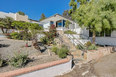 Single Family Home For Sale: 8652 Oceanview Avenue