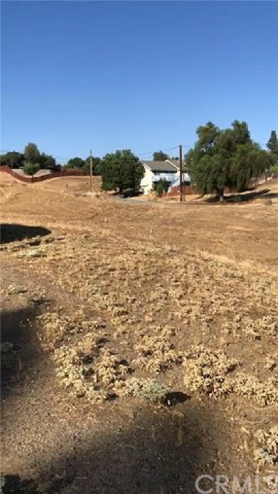 Lake Elsinore Residential Lots & Land For Sale: 1 Lake Shore Blvd Heights