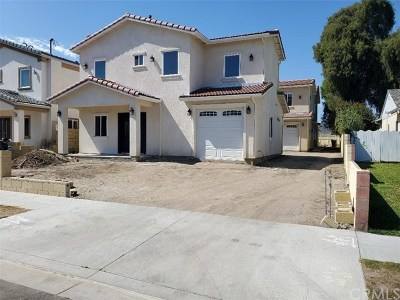 Midway City Single Family Home For Sale: 8181 Roosevelt Avenue